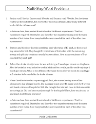two step equation word problems worksheets explore solving involving