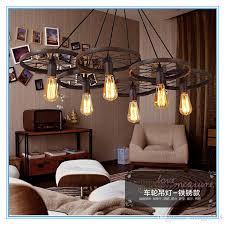 metal pendant lighting. discount loft metal wheel pendant lights american country lamps vintage lighting for restaurantbedroom home decoration black light fixtures ceiling