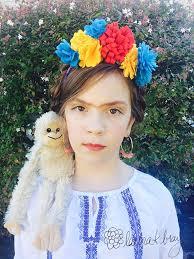 costume frida kahlo
