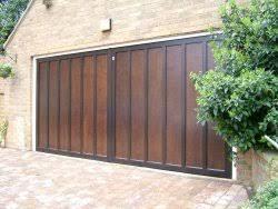 wood double garage door. Cardale Countryman Timber Double Garage Door In Great Billing, Northamptonshire Wood