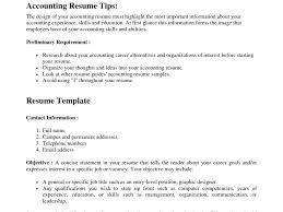 Accounting Resume Eliolera Com