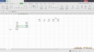 Wps Office Spreadsheet Tutorial Sum Function Wps Office 2019