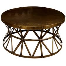 popular of round stone top coffee table with kitchen metal top coffee table round coffee table with metal top