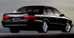 1994–1996 Chevrolet Impala SS – Horsepower Memories