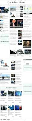 Free Html Newspaper Template News Portal Website Templates Free Download Online Template
