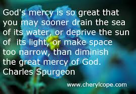 Picture Quotes About Gods Mercy. QuotesGram