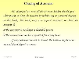Sbi Bank Current Account Closing Letter Format Sbi Bank Current