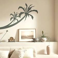 cool interior wall painting ideas techniques trend traditional living room design with tropical stencil paint app