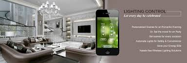 wireless lighting solutions. Wireless Lighting Solutions E
