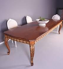 Barocktisch Xxl Esstisch Mahagoni Tisch Barock Tisch Schloss