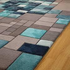 dark teal rug rag rug runner mustard yellow rug teal color rug