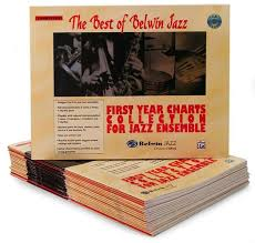 Best Of Belwin Jazz First Year Charts Collection For Jazz Ensemble Paperback