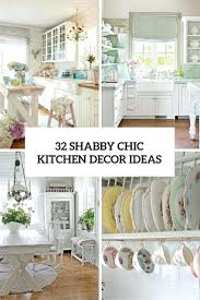 shabby chic country decor best kitchen ideas on sweet to try decorations