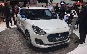 new car launches planned in indiaGeneva Motor Show 2017 New Gen Maruti Suzuki Swift Debuts India