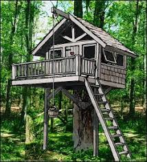 tree house designs. Architectural Rendering Tree House Designs E