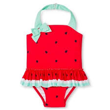 Target Baby Girl Clothes Magnificent Circo Swim Watermelon Baby Girl Suit By Target Poshmark