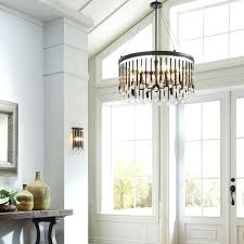 foyer lighting for high ceilings lighting beautiful large chandeliers for high ceilings 9 kitchen chandelier foyer