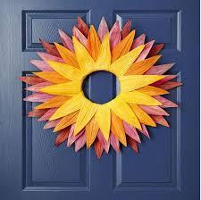 3d Paper Flower Calendar 48 Fun Thanksgiving Crafts For Kids Easy Diy Ideas To Make