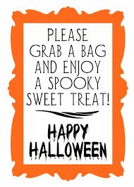 halloween candy buffet labels. Beautiful Halloween As A Candy Buffet Sign Psd File Halloween For Halloween Candy Buffet Labels O