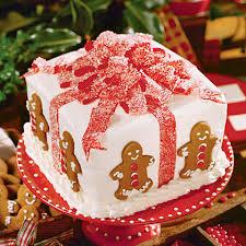 gift box cake recipe myrecipes