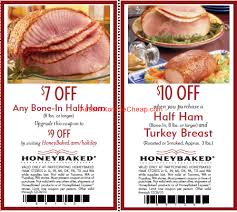 honey baked ham coupons. Exellent Coupons Coupons Out To Save You A Little Bit On Your Holiday Ham  Intended Honey Baked Ham Coupons Printable DB 2016