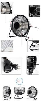 electric heating mini fan heater portable