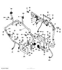 John deere parts diagrams john deere 8428 engine wiring harness