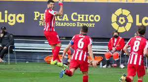 Atlético de madrid and the world's leading money transfer company have renewed their partnership for another season. Cadiz 2 4 Atletico De Madrid Resumen Resultado Y Goles Laliga Santander As Com