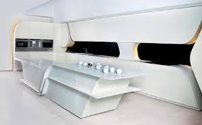 Futuristic furniture for teenage bedroom Futuristic kitchen design ...
