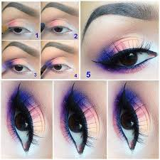 cool eye looks by kiki makeup holloween ideas 4