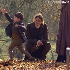 Germaine and Fergus #Outlander Season 5 | Outlander funny, Outlander show,  Outlander tv
