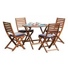 royalcraft torino round folding table 4 torino folding chairs
