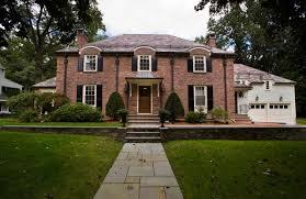 Brick House traditional-exterior