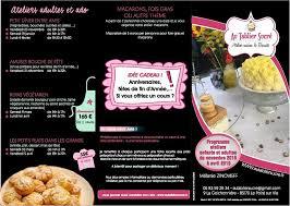 Ateliers Cuisine Adultes Au Tablier Sucré En Vendée