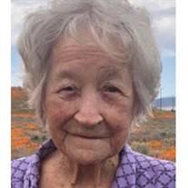 Hazel Woodard Obituary - Visitation & Funeral Information