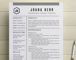 Stylish Design Creative Professional Resume Creative Professional