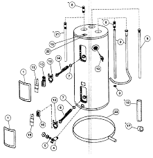 wiring diagram for electric water heater wiring discover your a o smith water heater model numbers ii wiring diagram