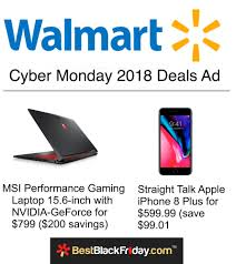 Walmart Cyber Monday Ad for 2018 Posted ...