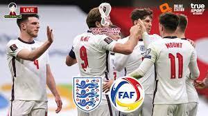 🔴LIVE เชียร์สด : อังกฤษ พบ อันดอร์รา | ฟุตบอลโลก รอบคัดเลือก โซนยุโรป -  YouTube