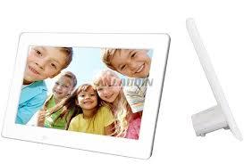 10 inch high definition screen ultrathin digital photo frame