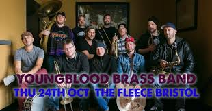 Youngblood You Searched For Youngblood Brass Band The Fleece