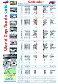Option E Russia 2018 World Cup Charts In Jpeg English