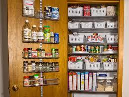 Kitchen Closet Pantry Interiors Cool Pantry Cabinet Organizers Flatware Storage Modern