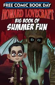 howard lovecraft big book of summer fun
