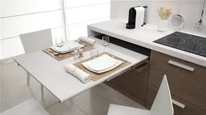 LUNCH 900mm Pull Out Kitchen Table | BOX15