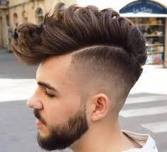 La Coiffure Faux Hawk Coupe De Cheveux Homme