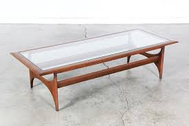 lane glass top coffee table tables