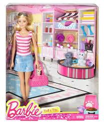 Barbie Doll & Pets Set - Buy Barbie Doll & Pets Set Online at Low ...