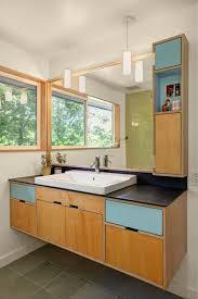 mid century modern bathroom vanity. Mid-Century Modern Bathroom Vanity Mid Century .