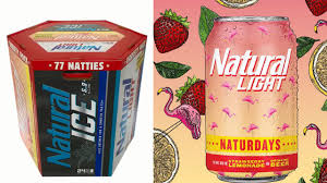 Where To Get 77 Pack Of Natural Light Natural Light Debuts Monstrous 77 Pack Of Beer Strawberry
